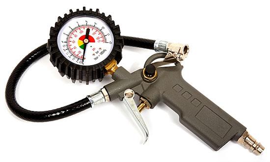 air compressor gun with manometer